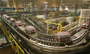 Coca-Cola invests 50m in its UK manufacturing plants