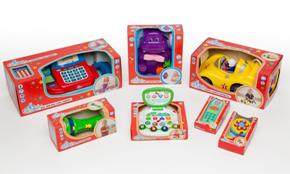 No frustration for Tesco pre-school range | Case study