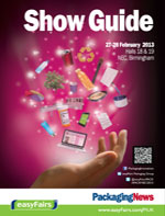 Packaging Innovations Show Guide, February 2013
