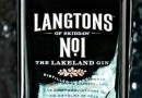 Lake District inspires Allied Glass Containers&#8217; Langtons Gin bottle