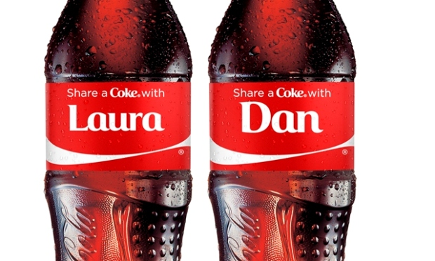 HP plays key role in Share a Coca-Cola campaign