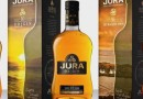 Jura whisky gives flavours distintive new look