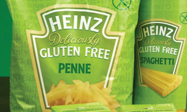Heinz partners with Hornall Anderson for gluten-free line