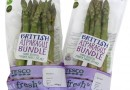 Paragon links with Tesco to create long-life asparagus packs