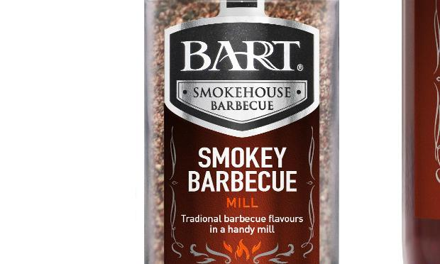 Honey creates new designs for Bart Smokehouse's barbecue range