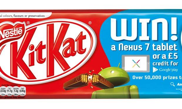 KitKat pack promo